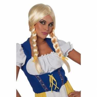 Goedkope  Beieren damespruik blond