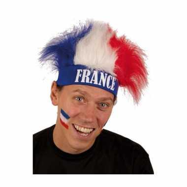 Goedkope  Frankrijk fan haarband pruik