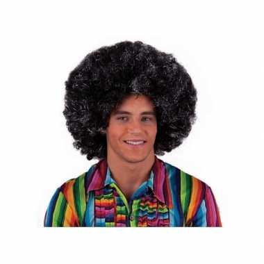 Goedkope  Seventies afro pruik